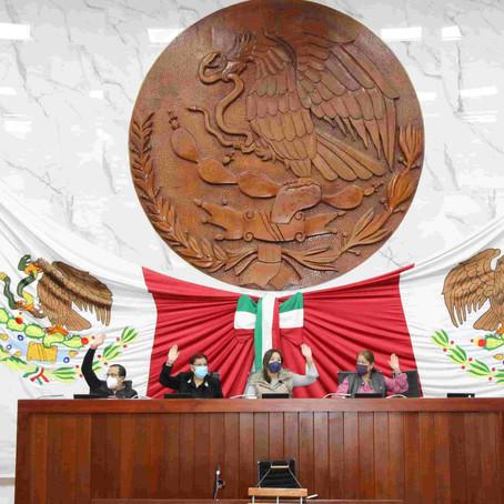 CREA LA LXIII LEGISLATURA DE TLAXCALA LA LEY ORGÁNICA DEL TRIBUNAL DE JUSTICIA ADMINISTRATIVA