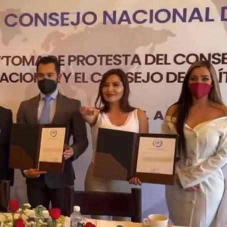 SERAFIN ORTÍZ SE INTEGRA A LA CONAJO, UN GRUPO DE JÓVENES IMPRODUCTIVOS  Y PARTIDISTAS