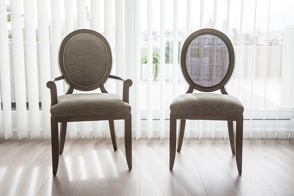 Agatha - Silla madera para hogar, hoteles y restaurantes