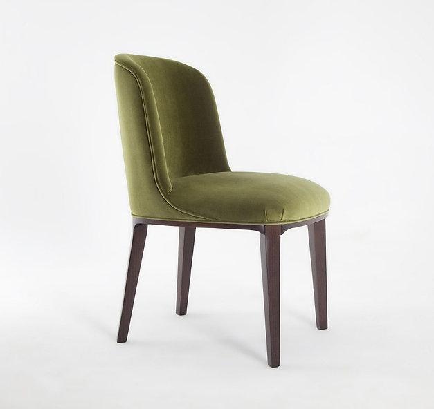 Silvia - Silla tapizada para hogar, hoteles y restaurantes