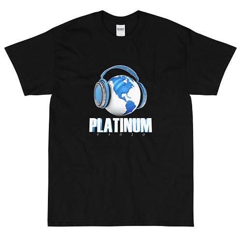 Platinum Radio Logo Tshirt