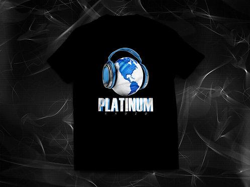 Platinum Radio Logo Tee