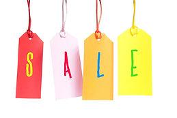 Sale tag copywriting campaigns