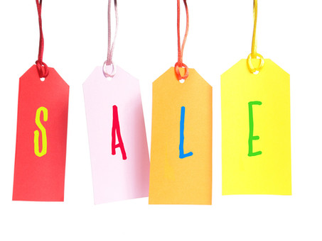 Our BEST Sale Yet!