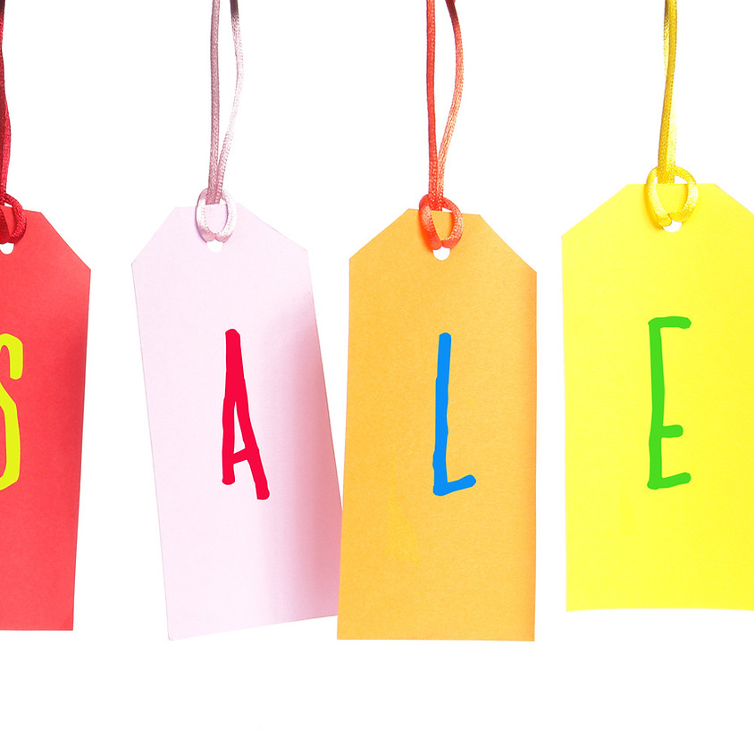 Ceramic Discount Yard Sale