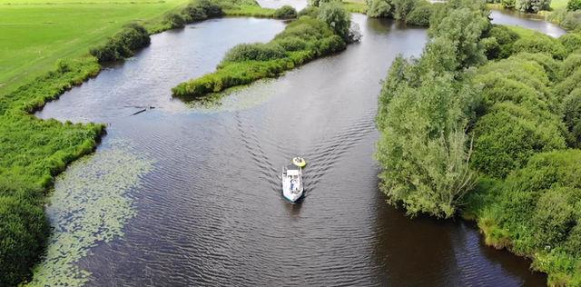 Ostfriesland mit dem eigenen Boot erkundet
