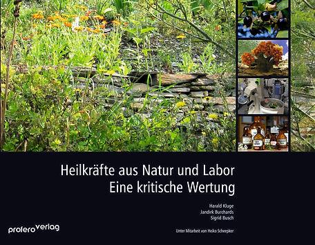 Fachbuch Heilkräfte aus Natur und Labor