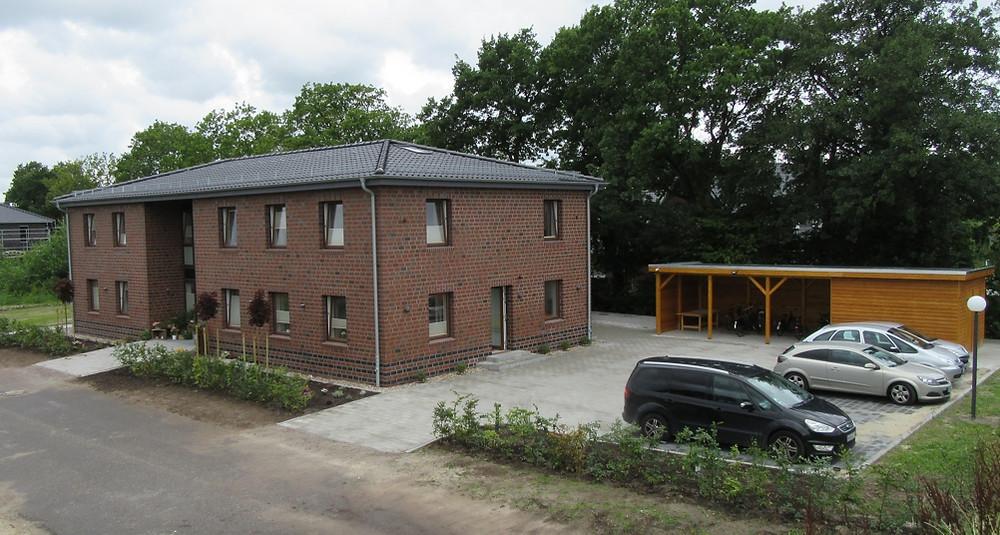 Das neue Haus der Kiwo Aurich