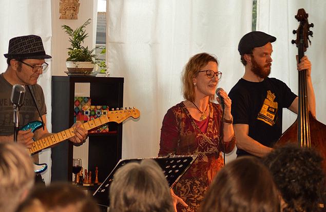 Sabine Hermann, Martin Flindt und hauke Krone 25. Mai 2019