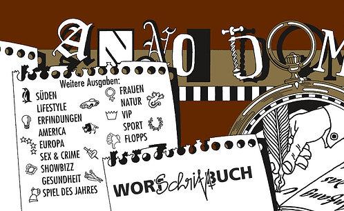 Anno Domini - Wort, Schrift & Buch