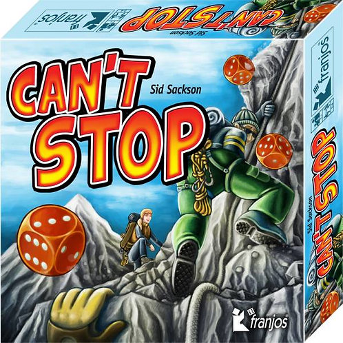 Cant't Stop