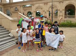 Summer Beach Party - 영어 마을 Korea