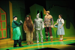 Scarecrow - The Wizard of Oz