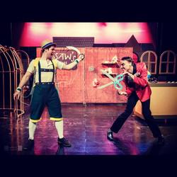 Jigsaw - Pinocchio the Musical