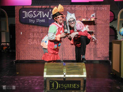 Jigsaw - Pinocchio the Musical