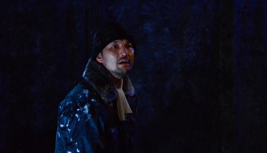 温泉ドラゴン「山の声」舞台写真6
