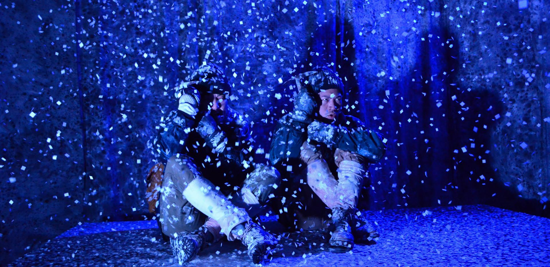 温泉ドラゴン「山の声」舞台写真9