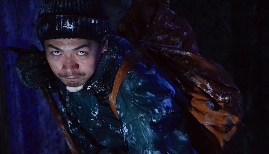 温泉ドラゴン「山の声」舞台写真7
