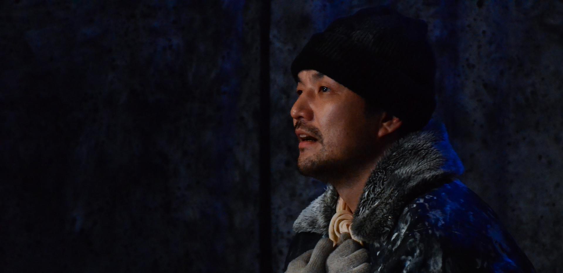 温泉ドラゴン「山の声」舞台写真2