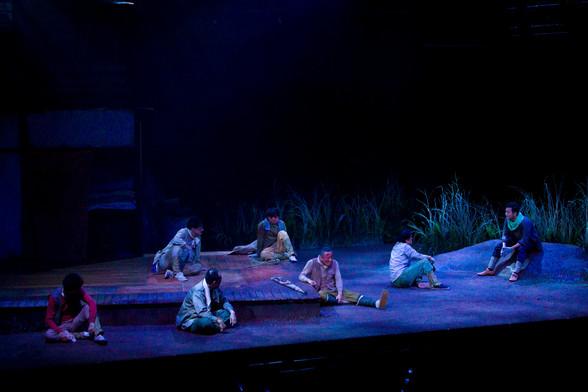 「SCRAP」舞台写真
