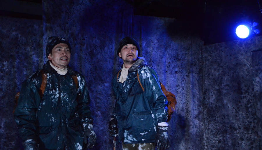 温泉ドラゴン「山の声」舞台写真8