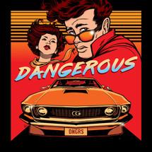 Chasing Giants - Dangerous. EP Album Artwork