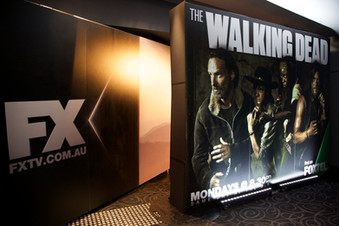 The Walking Dead Premiere Event