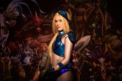 Heroes Of The Storm ANZ Launch