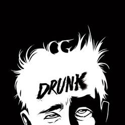 Chasing Giants - Drunk. EP Album Artwork