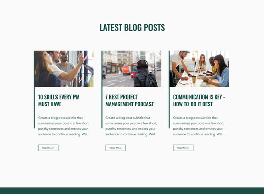 How to Create a Customizable Recent Posts List