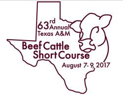 TAMU Beef Short Course