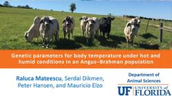 Mateescu WCGALP thermotolerance