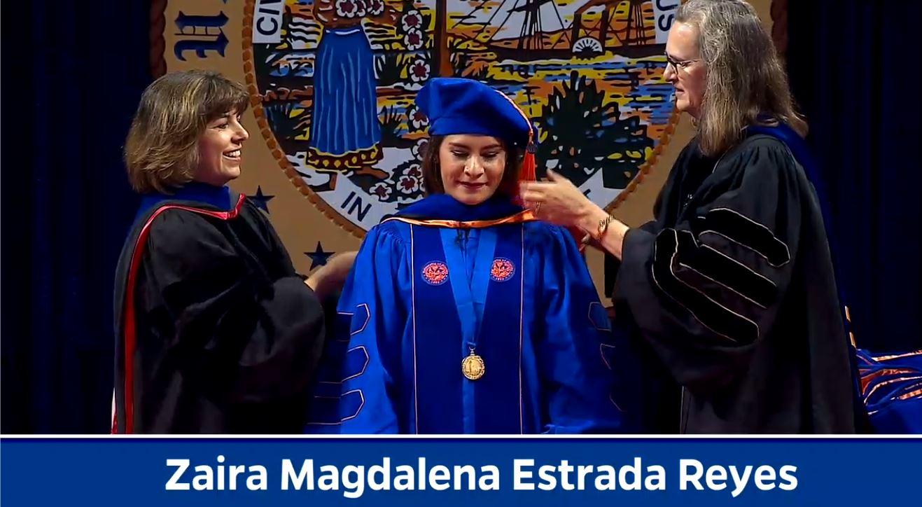 Zaira Graduation