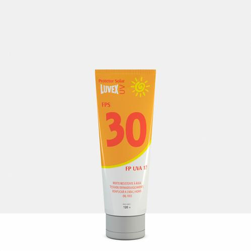 Protetor Solar Luvex UV 30 FPS