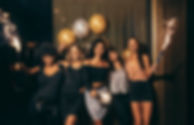 Group Photo at a Party