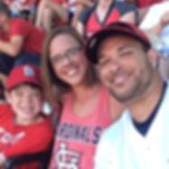Matt Souders and family