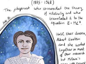 Mileva Maric-Einstein
