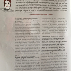 I was interviewed by Osez le Féminisme!