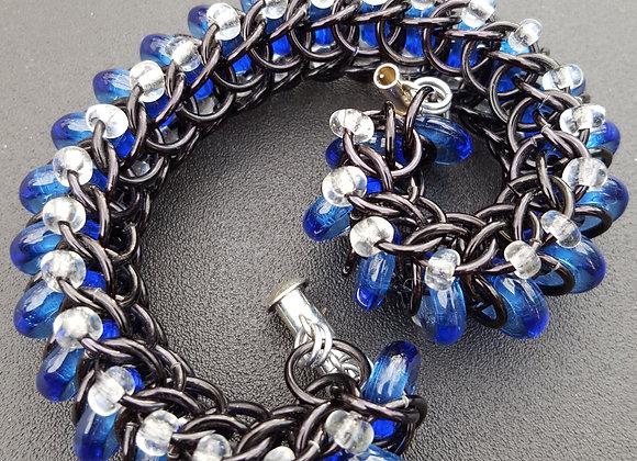 Caterpillar bracelet II