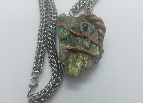 OOAK Laboradorite Necklace