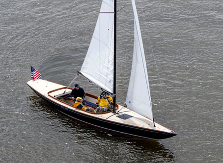 The Joy of a Day Sail