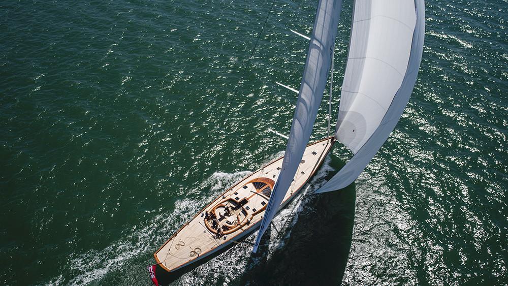 Image of Spirit Sailboat