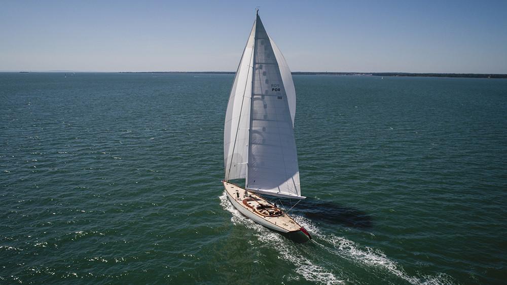 Spirit Geist Sailing yacht image