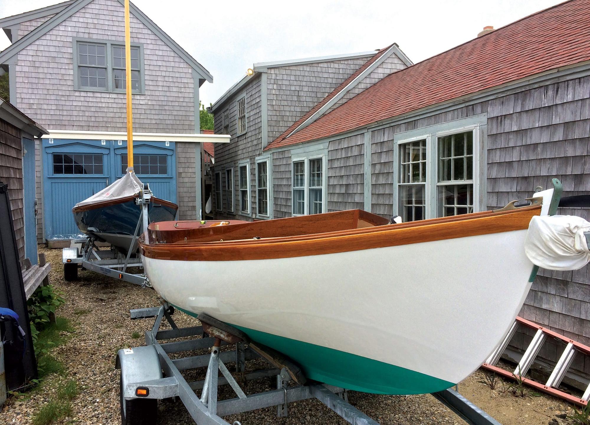 Photo courtesy of Howard Boats