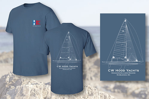 C.W. Hood T Shirt