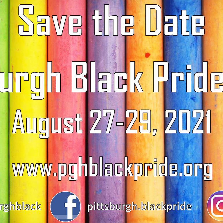 Pittsburgh Black Pride Week 2021