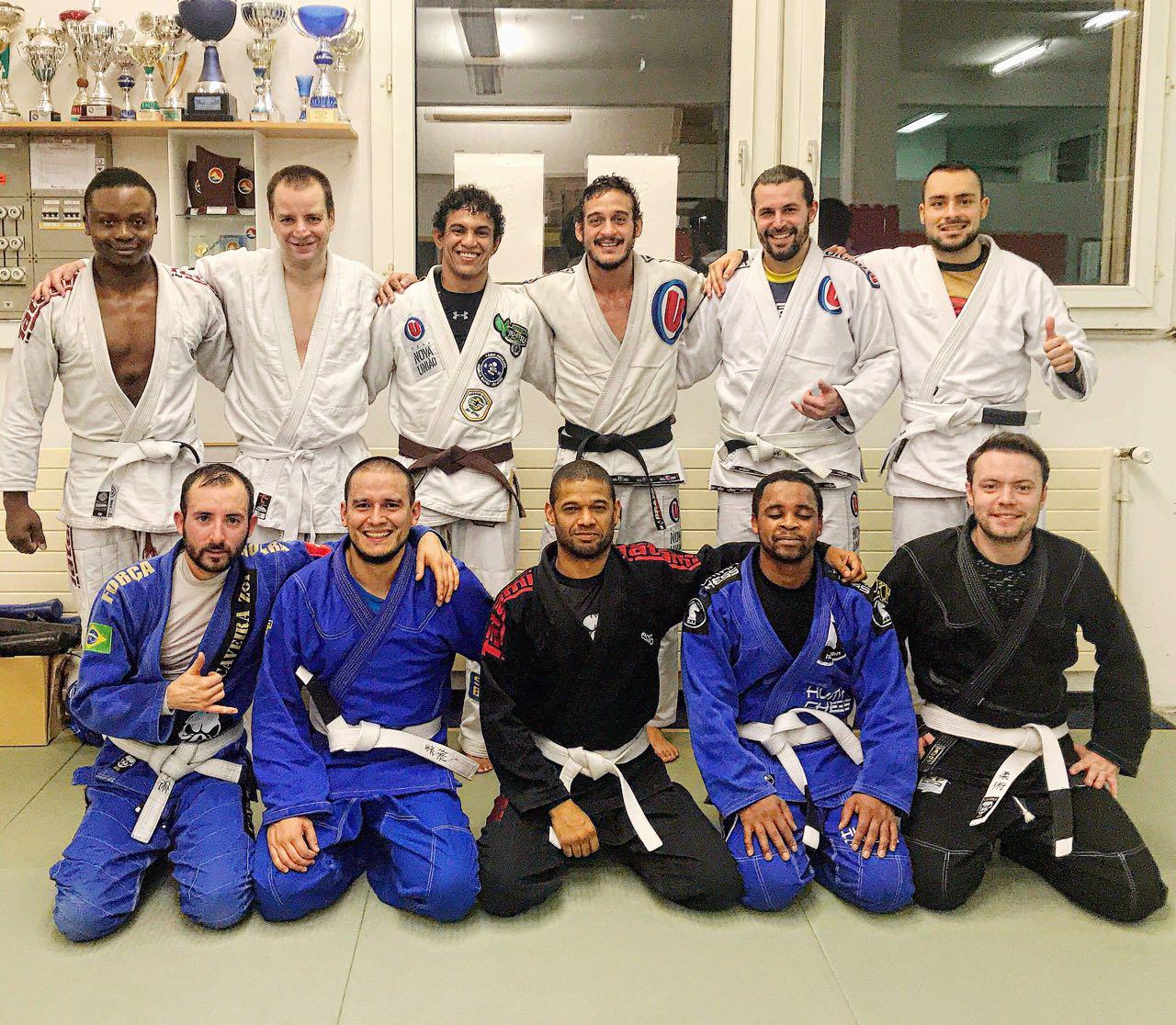 Swiss Bushido Academy JJB