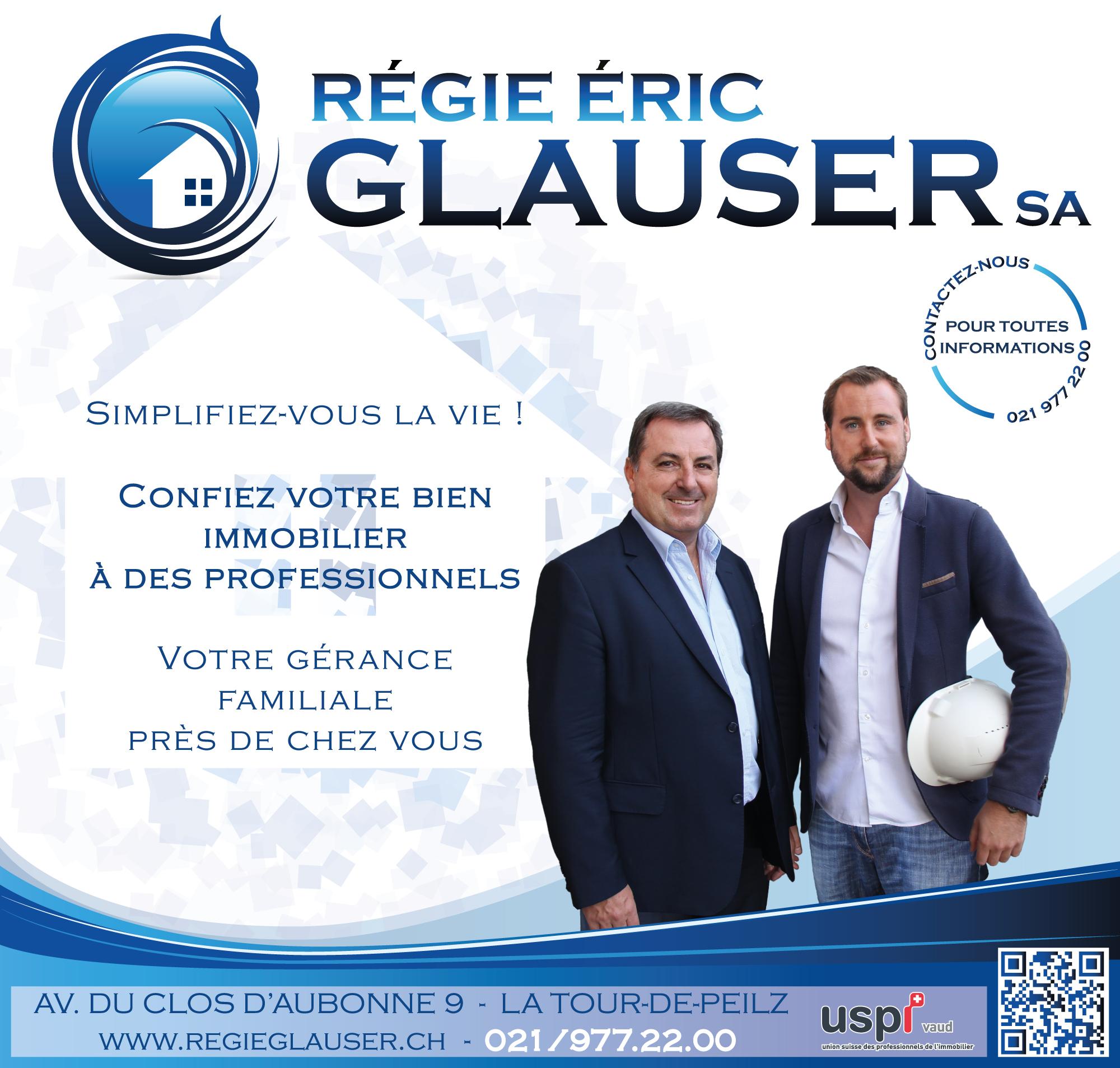 Régie Eric Glauser