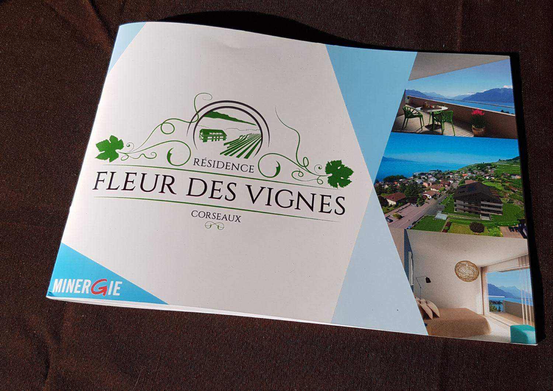 """Catalogue """"Fleur des vignes"""""""