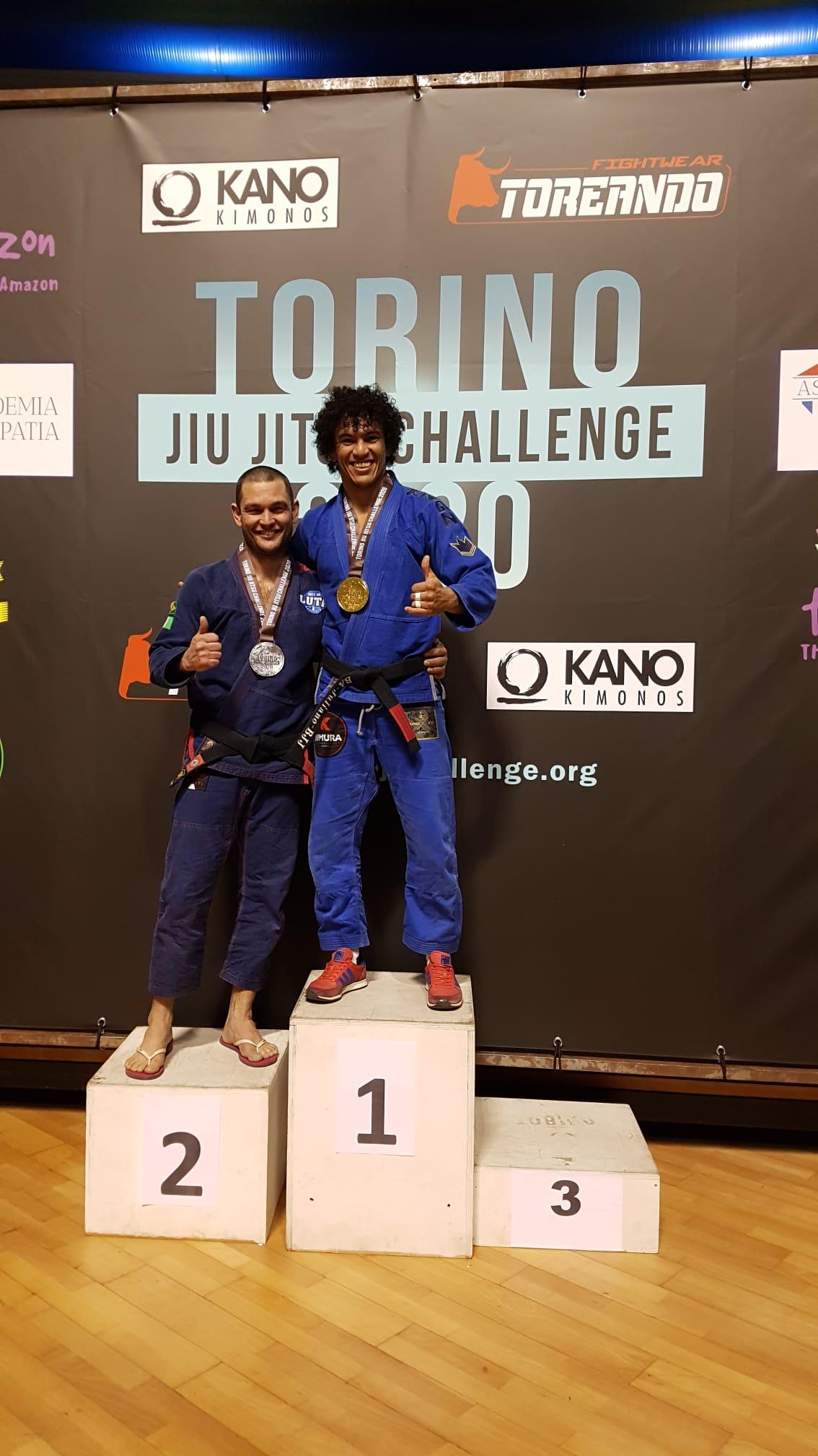 Torino JJB Challenge